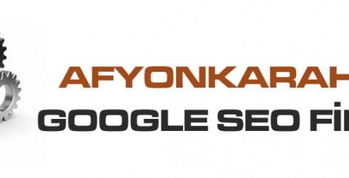 Afyonkarahisar Google Seo Firması