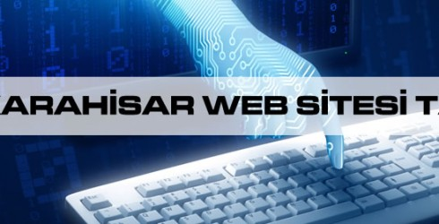 Afyonkarahisar Web Sitesi Tasarımı
