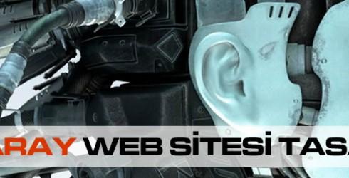 Aksaray Web Sitesi Tasarımı