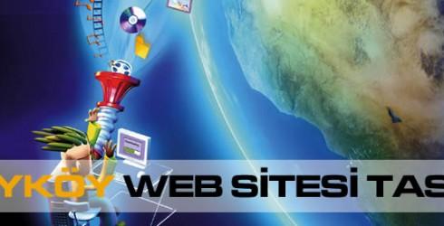 Alibeyköy Web Sitesi Tasarımı