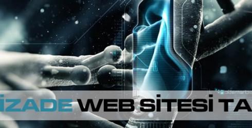 Altunizade Web Sitesi Tasarımı
