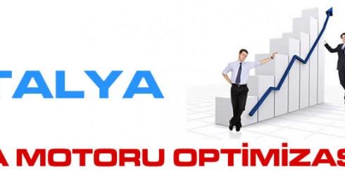 Antalya Arama Motoru Optimizasyonu