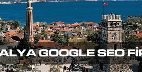 Antalya Google Seo Firması
