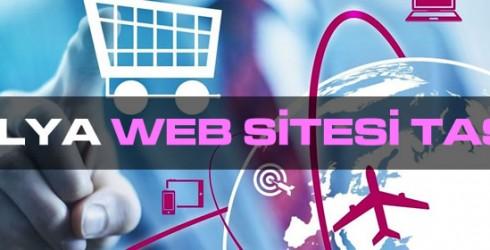 Antalya Web Sitesi Tasarımı
