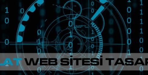 Balat Web Sitesi Tasarımı