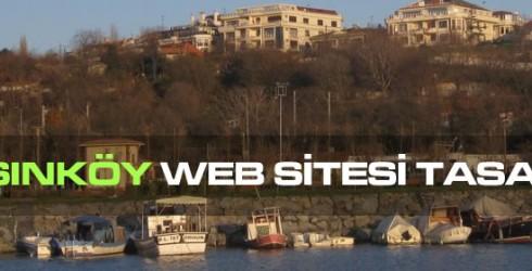 Basınköy Web Sitesi Tasarımı