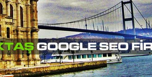 Beşiktaş Google Seo Firması