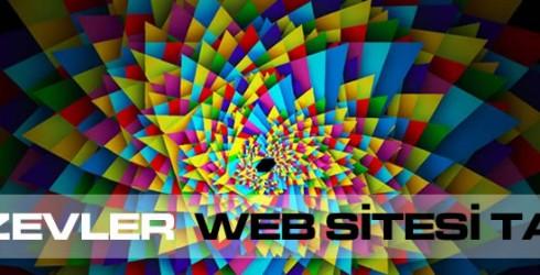 Beşyüzevler Web Sitesi Tasarımı