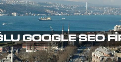 Beyoğlu Google Seo Firması