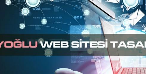 Beyoğlu Web Sitesi Tasarımı