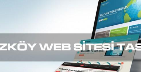 Boğazköy Web Sitesi Tasarımı