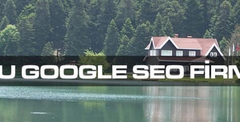 Bolu Google Seo Firması