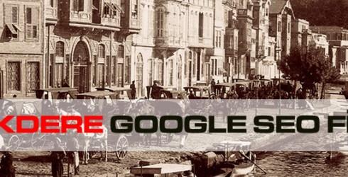 Büyükdere Google Seo Firması