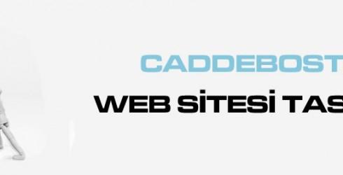 Caddebostan Web Sitesi Tasarımı