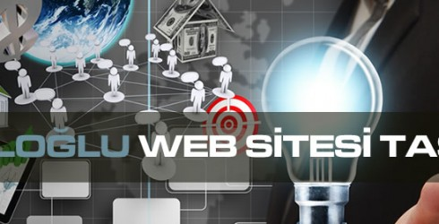 Cağaloğlu Web Sitesi Tasarımı