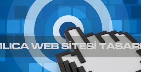 Çamlıca Web Sitesi Tasarımı