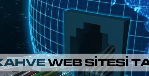 Çamlıkahve Web Sitesi Tasarımı