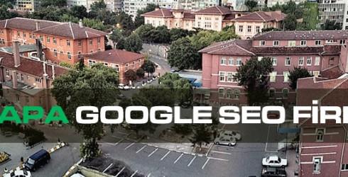 Çapa Google Seo Firması