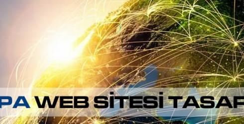 Çapa Web Sitesi Tasarımı