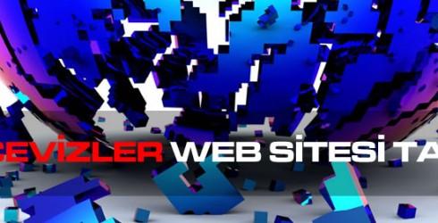 Çiftecevizler Web Sitesi Tasarımı