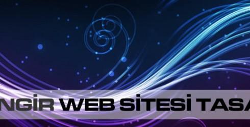 Cihangir Web Sitesi Tasarımı