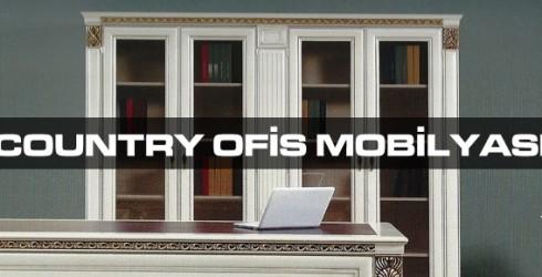 Country Ofis Mobilyası