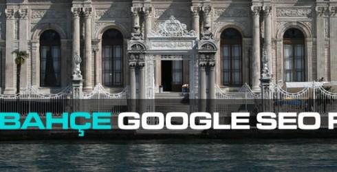 Dolmabahçe Google Seo Firması