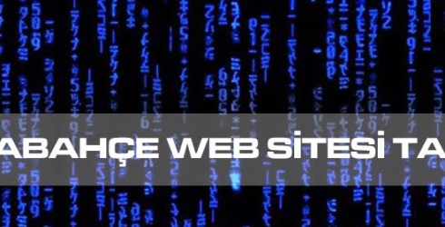 Dolmabahçe Web Sitesi Tasarımı