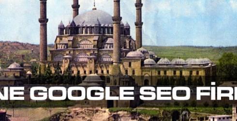 Edirne Google Seo Firması