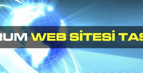 Erzurum Web Sitesi Tasarımı