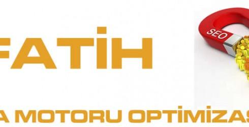 Fatih Arama Motoru Optimizasyonu