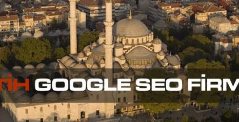 Fatih Google Seo Firması