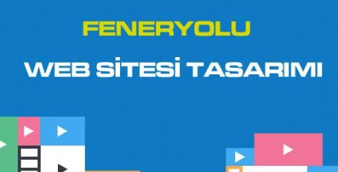 Feneryolu Web Sitesi Tasarımı