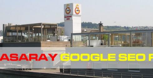 Galatasaray Google Seo Firması