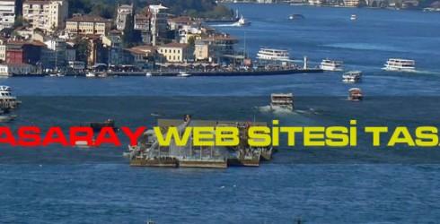 Galatasaray Web Sitesi Tasarımı