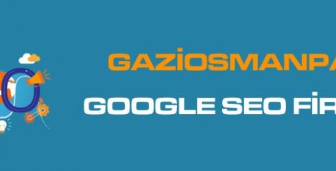 Gaziosmanpaşa Google Seo Firması