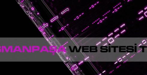 Gaziosmanpaşa Web Sitesi Tasarımı