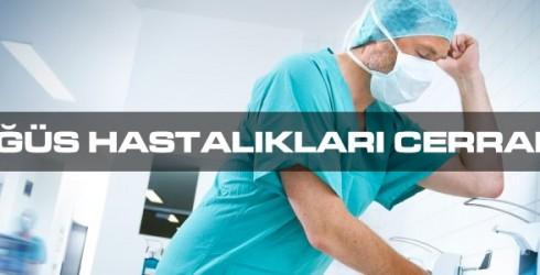 Göğüs Hastalıkları Cerrahisi