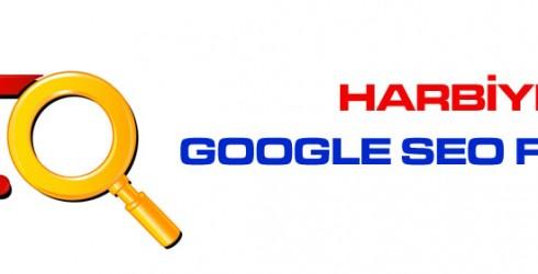 Harbiye Google Seo Firması