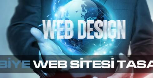 Harbiye Web Sitesi Tasarımı