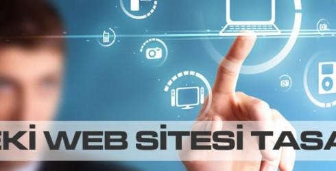 Haseki Web Sitesi Tasarımı