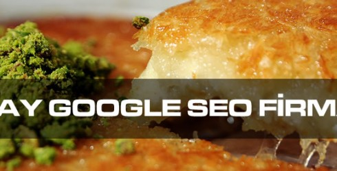 Hatay Google Seo Firması