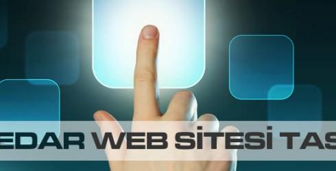 Haznedar Web Sitesi Tasarımı