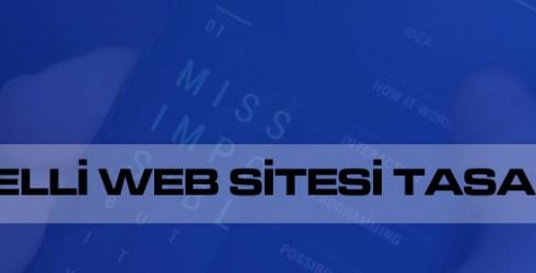 İkitelli Web Sitesi Tasarımı