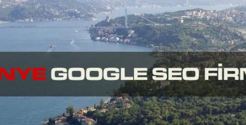 İstinye Google Seo Firması