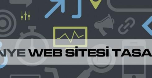 İstinye Web Sitesi Tasarımı