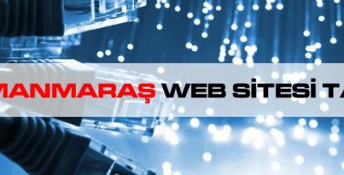 Kahramanmaraş Web Sitesi Tasarımı