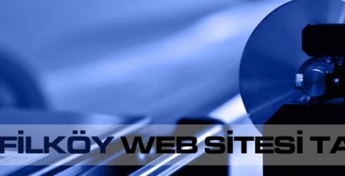 Karanfilköy Web Sitesi Tasarımı