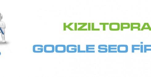 Kızıltoprak Google Seo Firması