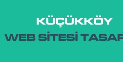 Küçükköy Web Sitesi Tasarımı